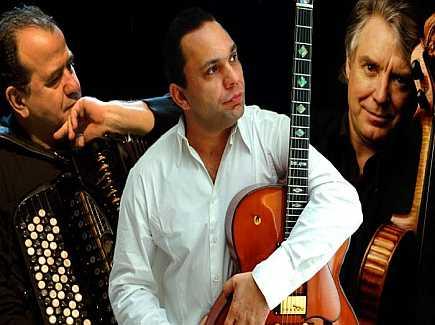 Galliano, Lagrene, Lockwood Trio