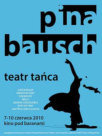 Pina Bausch - przegląd filmów (2 dzień)