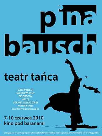 Pina Bausch - przegląd filmów (3 dzień)