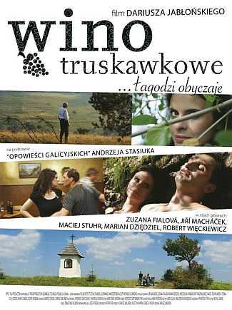 Wino truskawkowe - DKF