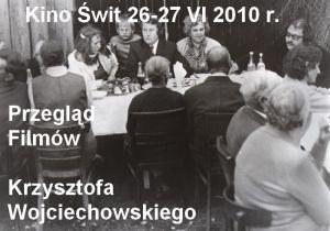 Kino organiczne Krzysztofa Wojciechowskiego