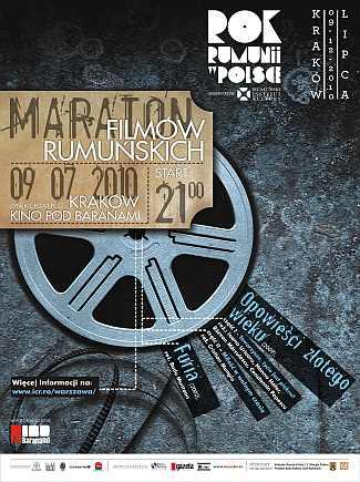 Maraton Filmów Rumuńskich
