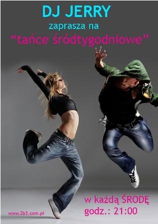 Tańce Śródtygodniowe