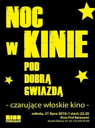 Noc z filmami Ferzana Ozpetka