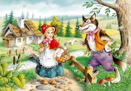 """""""Czerwony Kapturek"""" - musical dla dzieci"""