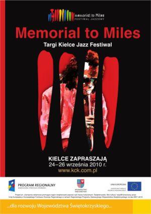 "Targi Kielce Jazz Festiwal ""MEMORIAL TO MILES"""