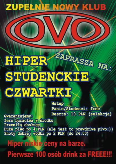 Hiper Studenckie Czwartki