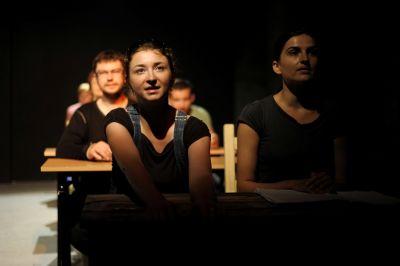 """Premiera """"Naszej klasy"""" w Teatrze Na Woli"""