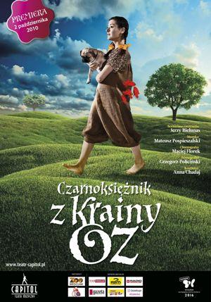 """""""Czarnoksiężnik z Krainy Oz"""" - premiera"""