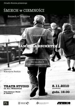 Divadlo Kontra gościnnie w Teatrze Studio