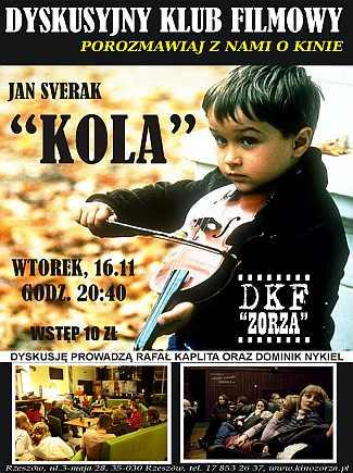 """DKF Zorza - """"Kola"""""""