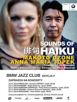 Anna Maria Jopek, Makoto Ozone - Sounds of Haiku