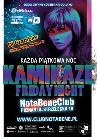 Kamikadze Night