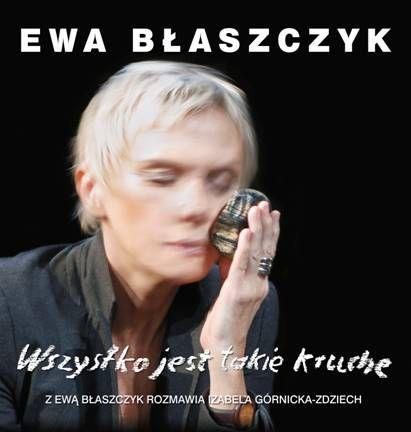 Wieczór z Ewą Błaszczyk w Teatrze Studio