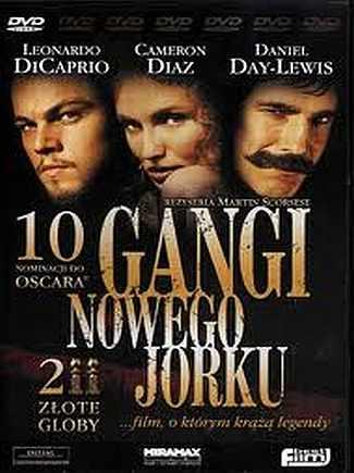 """DKF - """"gangi Nowego Jorku"""""""