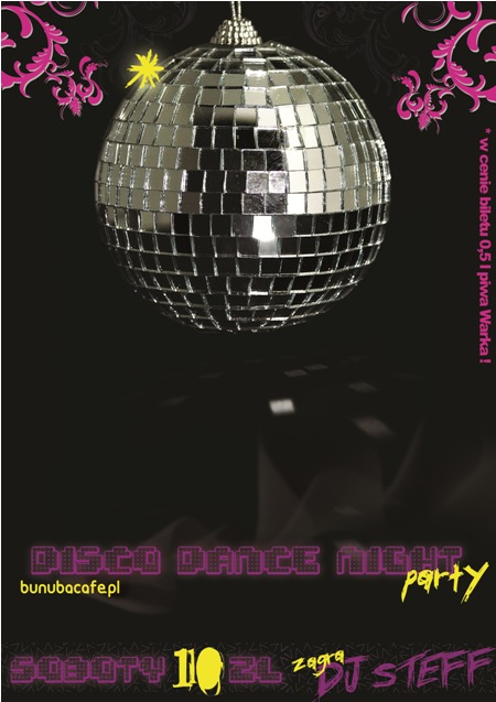 Disco Dance Night