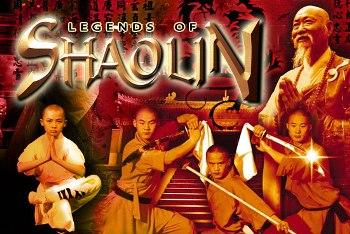Legends of Shaolin - Gdynia