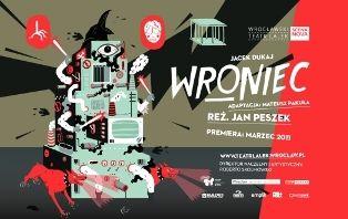 """""""Wroniec"""" - premiera w Teatrze Lalek"""