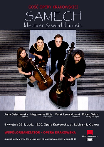 Samech Klezmer & World Music