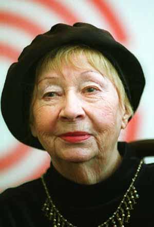 Pożegnanie Ireny Kwiatkowskiej w Iluzjonie