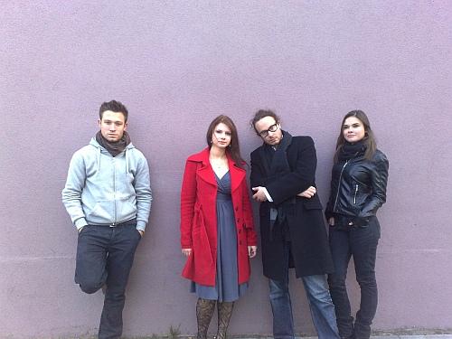 Balthus Quartet z Tytusem Wojnowiczem