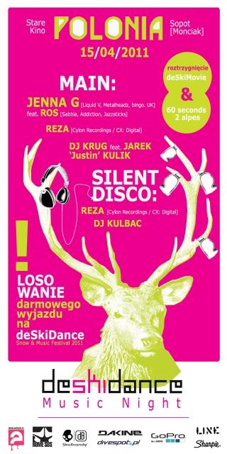 deSkiDance Music Night