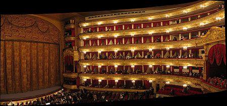 Coppelia - Transmisja na żywo z Teatru Bolszoj