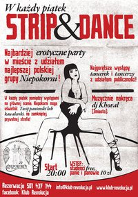 Strip & Dance