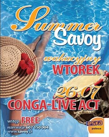 Summer Savoy