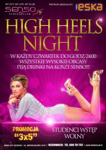 High Heels Night