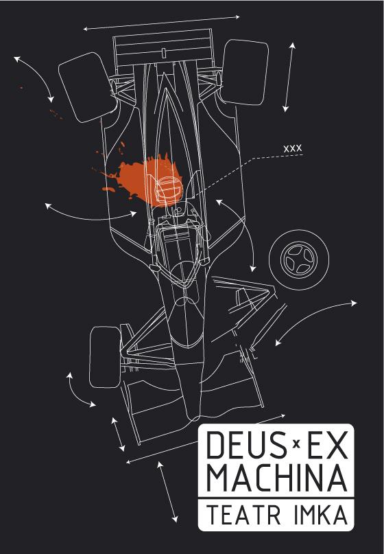 """""""Deus ex machina"""" - premiera Teatru IMKA"""