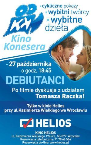 Kino Konesera: Debiutanci