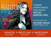 Koncert Symfoniczny z udziałem Rachel Barton Pine