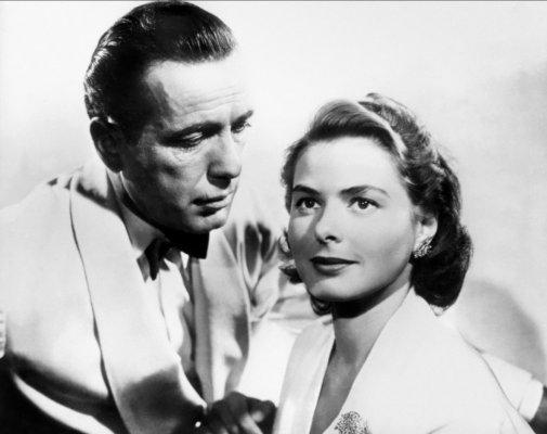 "Pokaz filmu ""Casablanca"""