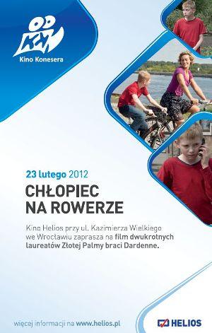 Kino Konesera: Chłopiec na rowerze