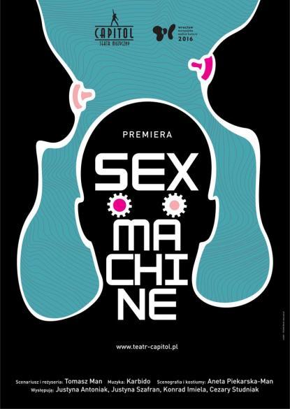 Sex machine - premiera