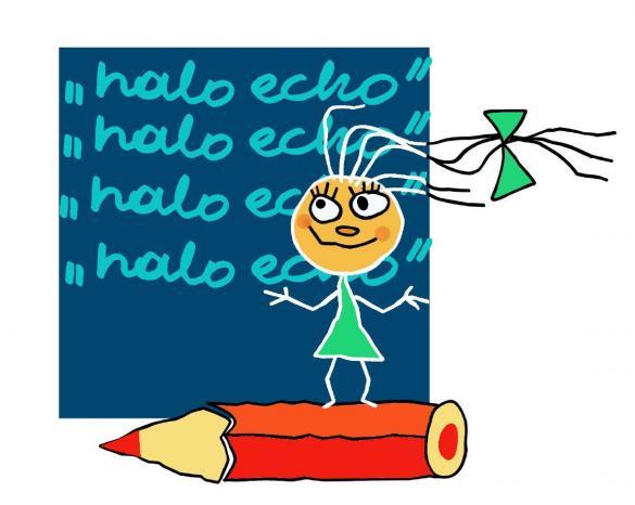 """Przegląd dziecięcych animacji """"halo echoR"""