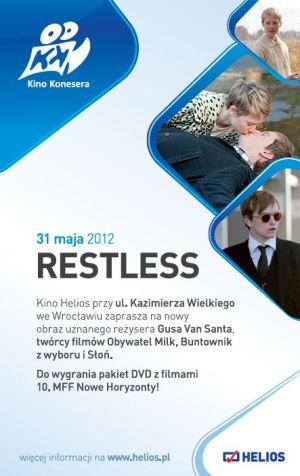 Kino Konesera: Restless