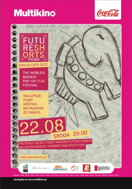 Future Shorts Lato 2012 w Multikinie
