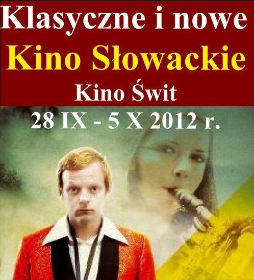 Przegląd kina słowackiego