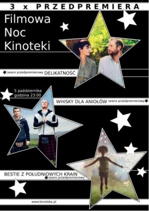 Filmowa Noc Kinoteki