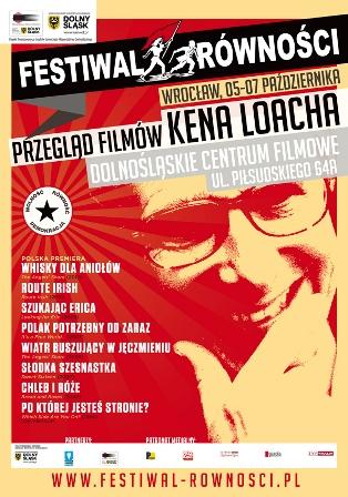 Przegląd filmów Kena Loacha na Festiwalu Równości