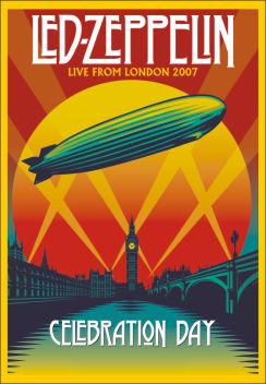 Koncert Led Zeppelin w Multikinie Arkady