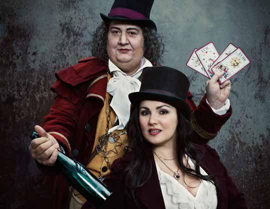 The Metropolitan Opera: Napój miłosny