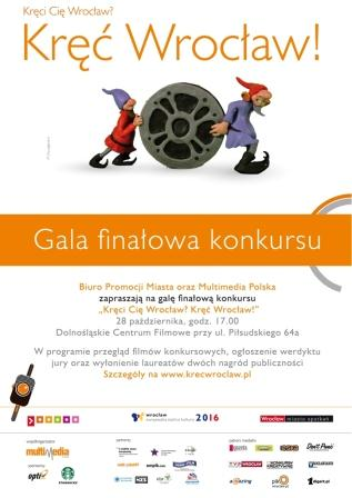 """""""Kręć Wrocław"""" - Gala finałowa"""