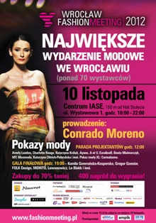 Coco Chanel w DCF-ie na Wrocław Fashion Meeting