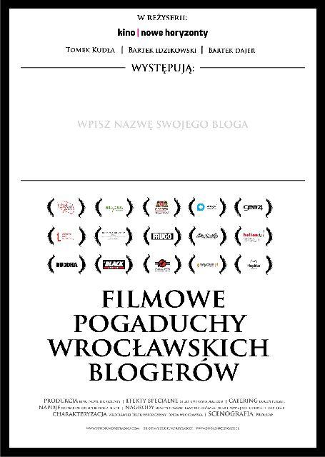 Filmowe pogaduchy wrocławskich blogerów