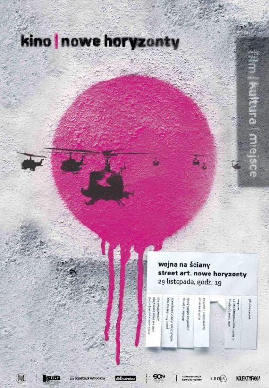 Wojna na Ściany - street.art nowe horyzonty