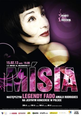Ethno Jazz Festival: Misia