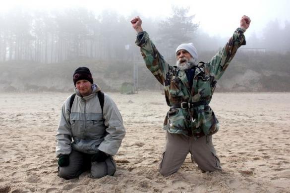 Człowiek, który morza nie widział - premiera filmu
